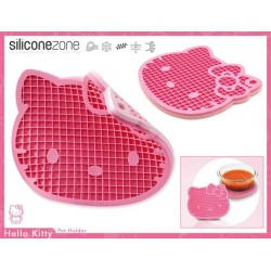 AGARRADOR HELLO KITTY SILICONA