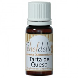 AROMA CONCENTRADO DE TARTA DE QUESO 10ML CHEF DELICE