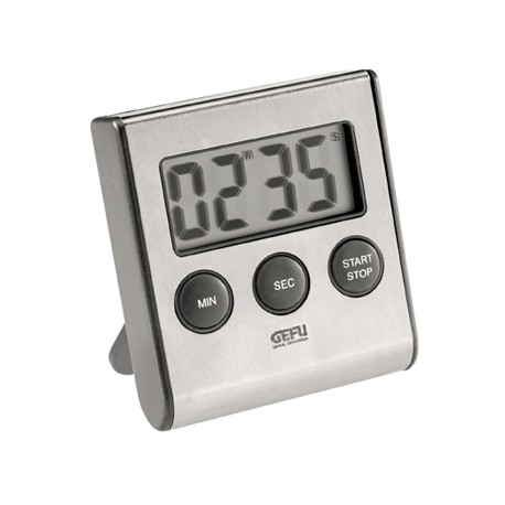 RELOJ TEMPORIZADOR DIGITAL DE COCINA GEFU - Table Kitchen cac655813379