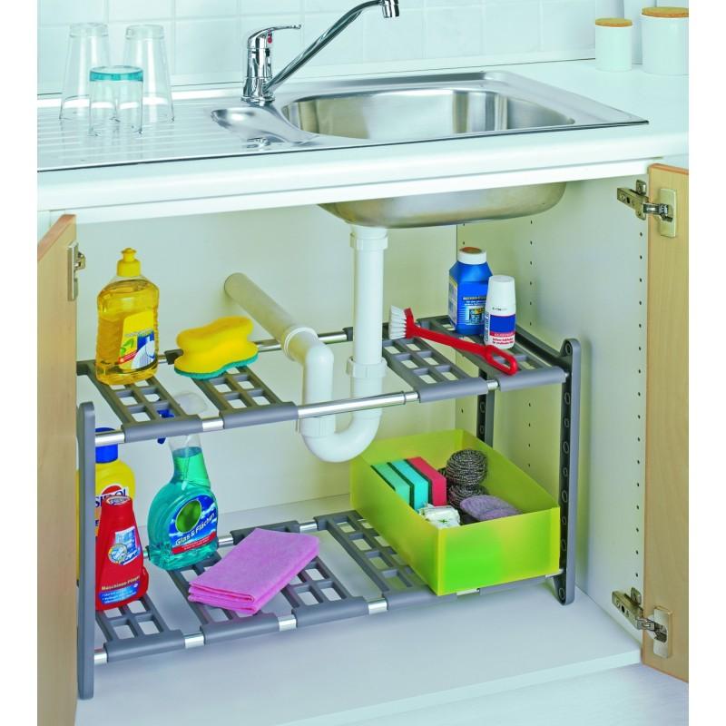 Estanterias para armarios finest me estantes de melamina - Estanteria interior armario ...