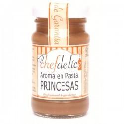 AROMA DE PRINCESAS EN PASTA 50GR CHEF DELICE