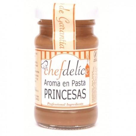 AROMA DE PRINCESAS EN PASTA 50GR CHEF...