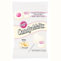 CANDY MELTS BLANCO WILTON