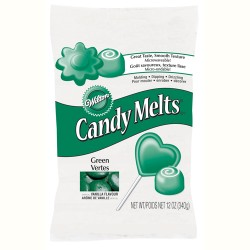 CANDY MELTS VERDE WILTON
