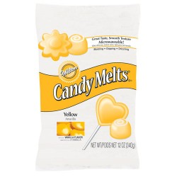 CANDY MELTS AMARILLO WILTON