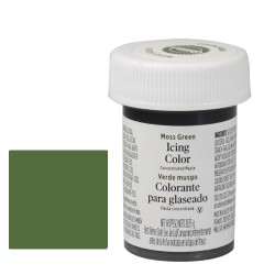 COLORANTE EN GEL VERDE MUSGO WILTON