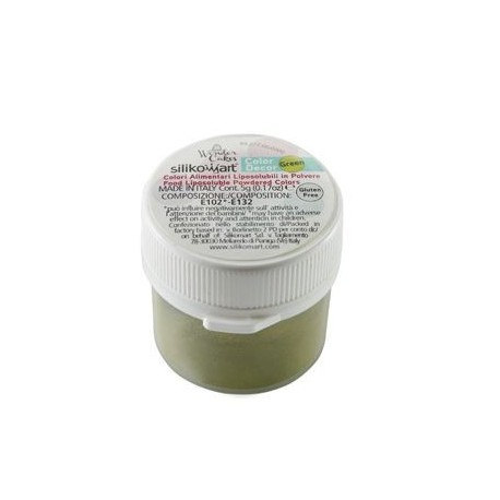 COLORANTE EN POLVO LIPOSOLUBLE VERDE 5GR