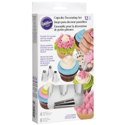 SET DECORACIÓN CUPCAKES WILTON