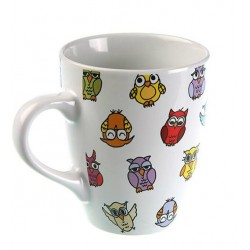 MUG BUHOS 350ML
