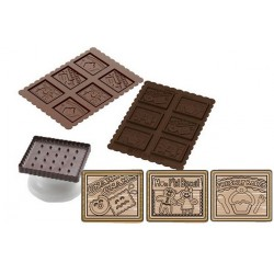 KIT GALLETAS CON CHOCOLATE...