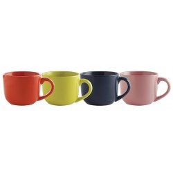 MUG JUMBO NEW HAPPY SIMPLY QUID 37CL