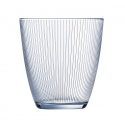 SET 3 VASOS STRIPY LUMINARC 25CL
