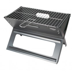 BARBACOA DE CARBÓN PLEGABLE SUPERGRILL 44 HABITEX