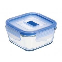 HERMÉTICO PURE BOX ACTIVE CUADRADO 10X10 CM