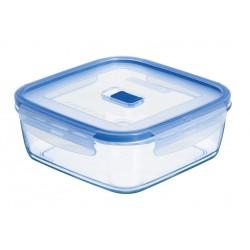 HERMÉTICO PURE BOX ACTIVE CUADRADO 16X16 CM