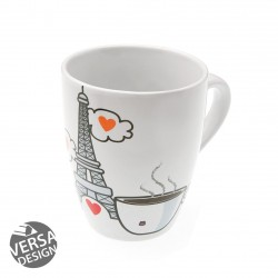 MUG LOVE IN PARIS 350ML