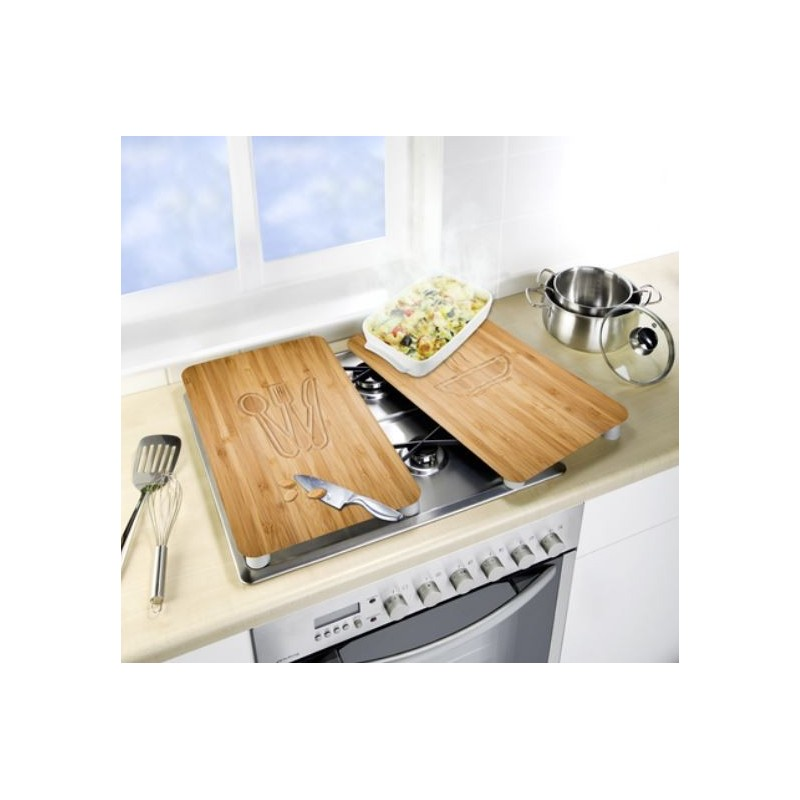Tapas para vitrocer mica universal lunch table kitchen - Tapas para vitroceramica ...