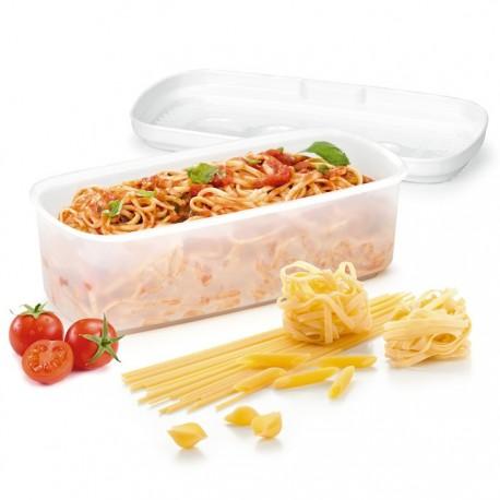 Cuece pasta en microondas purity table kitchen - Cocina al vapor microondas ...