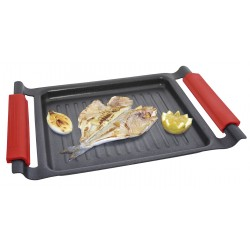 GRILL FULL INDUCTION JATA 38X27CM