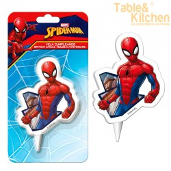 VELA SPIDERMAN 2D