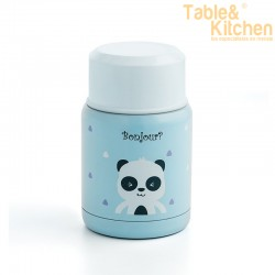 TERMO SOLID PANDA C/CUCHARA 35CL GO PEQUES
