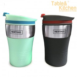 TAZA TERMO DOBLE PARED 250ML