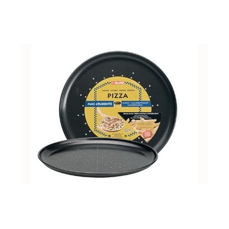 MOLDE DE PIZZA CRISPY 28CM IBILI