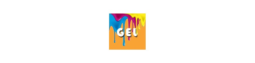 Colorantes en gel
